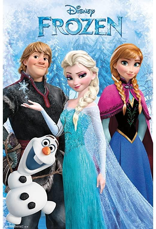 Top 10 Christmas movies- Frozen
