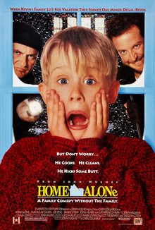 Top 10 Christmas movies- Home Alone