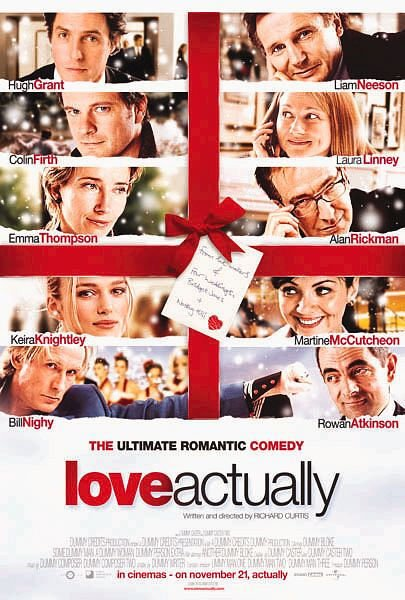 Top 10 Christmas movies: Love Actually