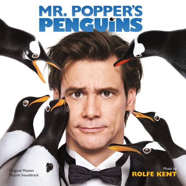 Top 10 Christmas movies: Mr Poppers Penguins