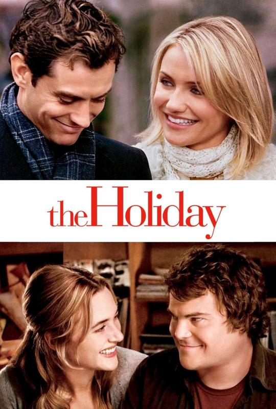 Top 10 Christmas movies- The Holiday