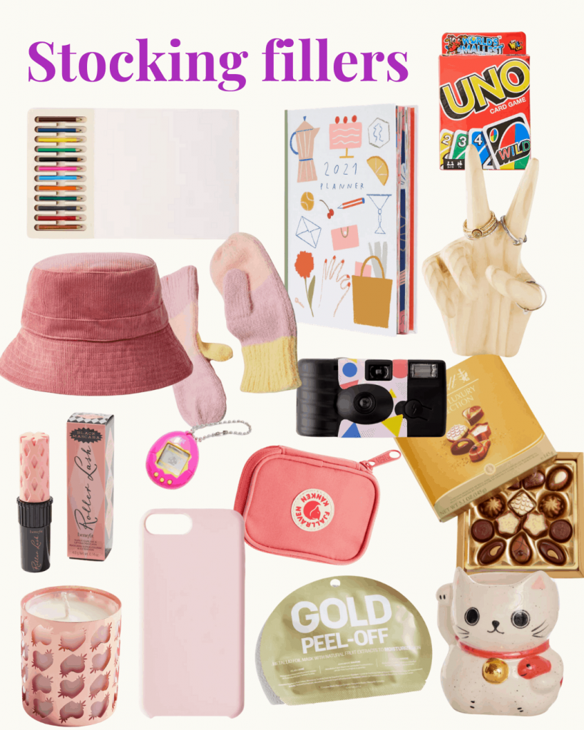 Gift Guide stocking fillers / stuffers
