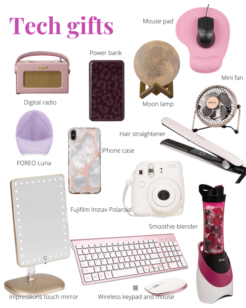 Tech Gifts Guide for HER